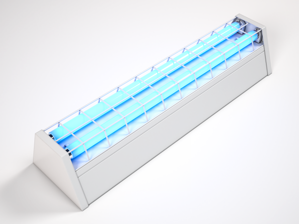 2ft UVC Disinfection Linear Fixture
