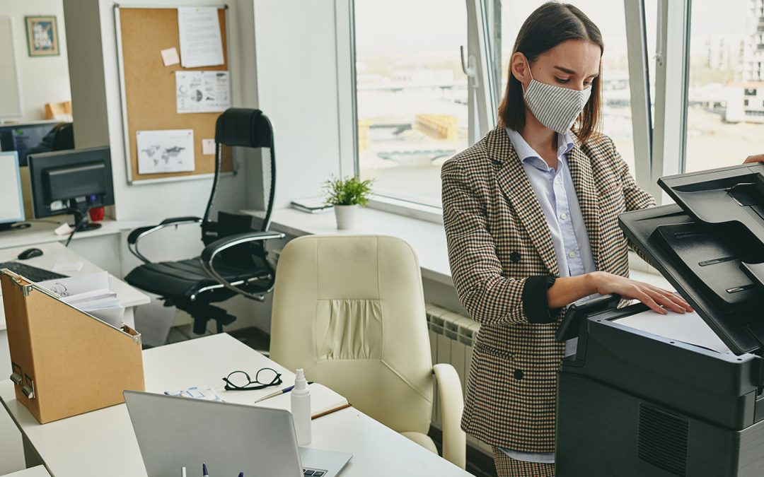 The Post-Pandemic Design of the American Office Space
