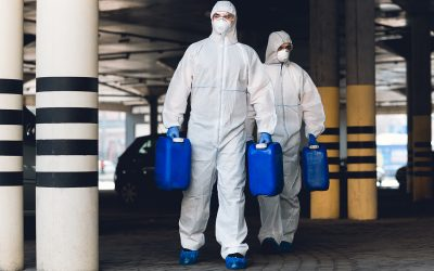 The Truth About Chemical Disinfectants
