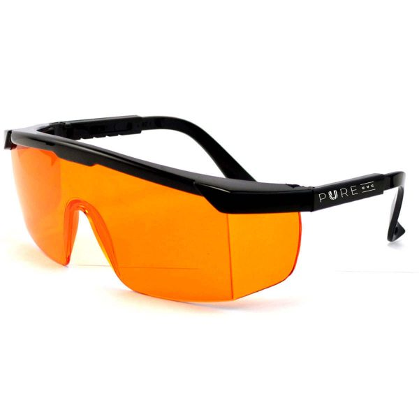 protect your eyes against UV-C light
