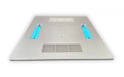 Pure Lighting Introduces First Hybrid UVC Whole-Room and Air Disinfection Fixture