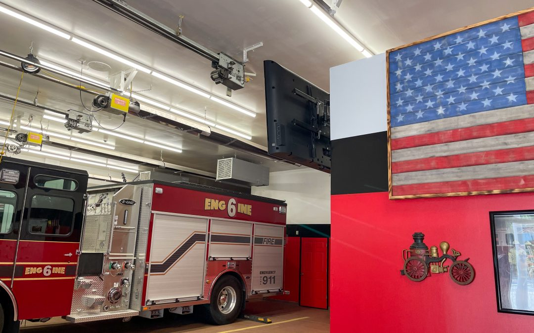 West Milford Fire Department Lighting Upgrades